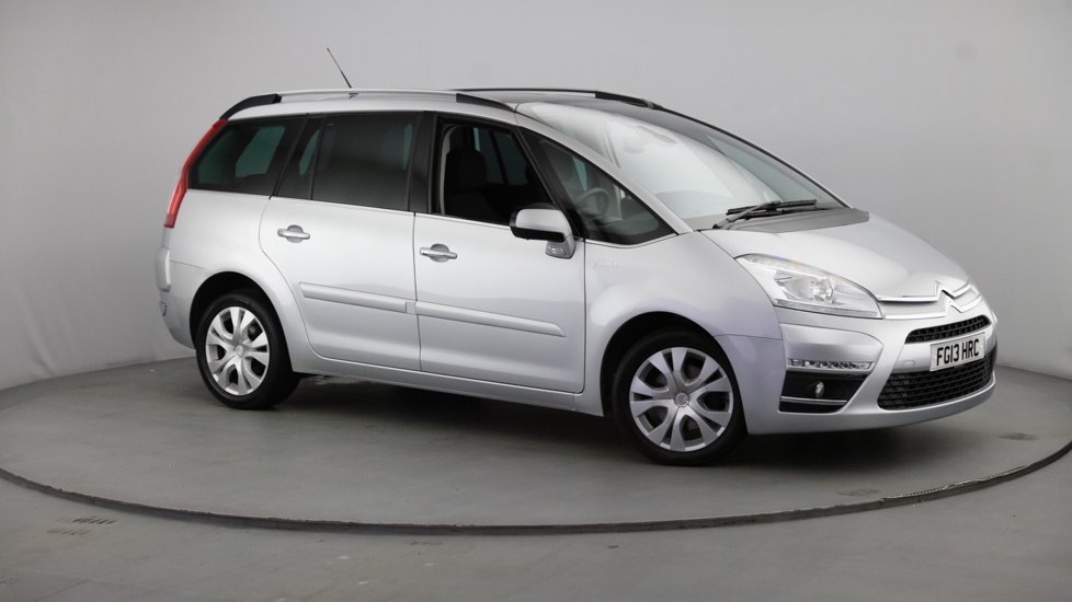 Used Citroen GRAND C4 PICASSO MPV 2.0 HDi Platinum 5dr