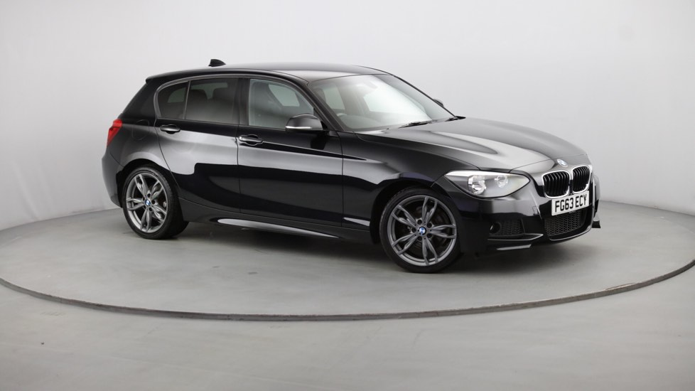 Used BMW 1 SERIES Hatchback 2.0 118d M Sport Sports Hatch 5dr (start/stop)
