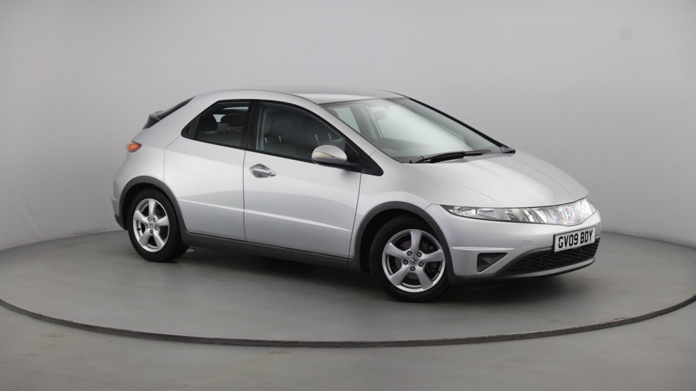 Used Honda CIVIC Hatchback 1.8 i-VTEC SE Hatchback 5dr