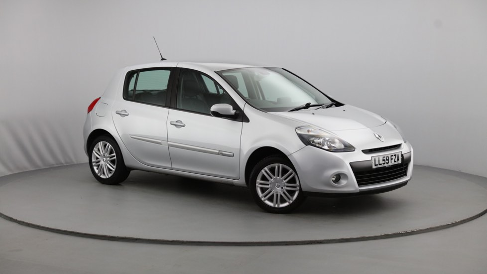 Used Renault CLIO Hatchback 1.5 dCi Initiale 5dr