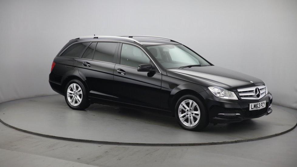 Used Mercedes-benz C CLASS Estate 2.1 C220 CDI SE (Executive) 7G-Tronic Plus 5dr