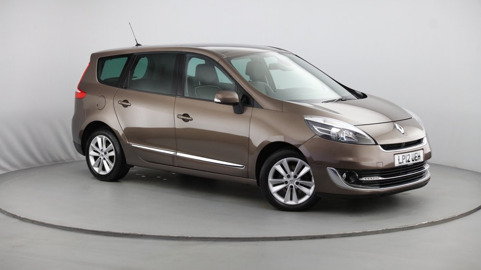 Used Renault GRAND SCENIC MPV 1.6 TD Dynamique Tom Tom 5dr (start/stop, Tom Tom)
