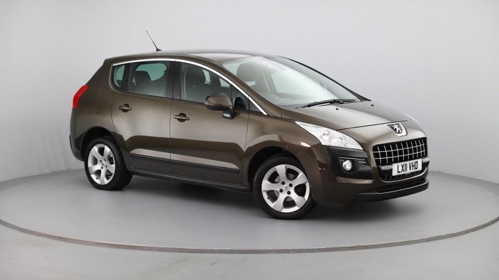 Used Peugeot 3008 Hatchback 1.6 HDi FAP Sport 5dr