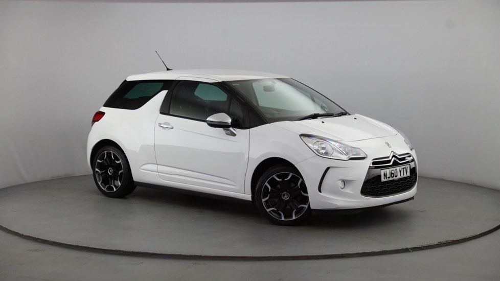 Used Citroen DS3 Hatchback 1.6 HDi 3dr