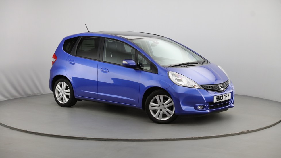 Used Honda JAZZ Hatchback 1.4 i-VTEC EXL 5dr (leather)