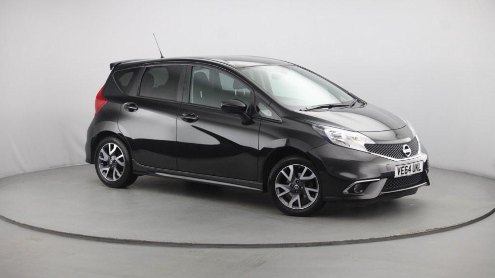 Used Nissan NOTE Hatchback 1.2 Acenta Premium (Style Pack) 5dr