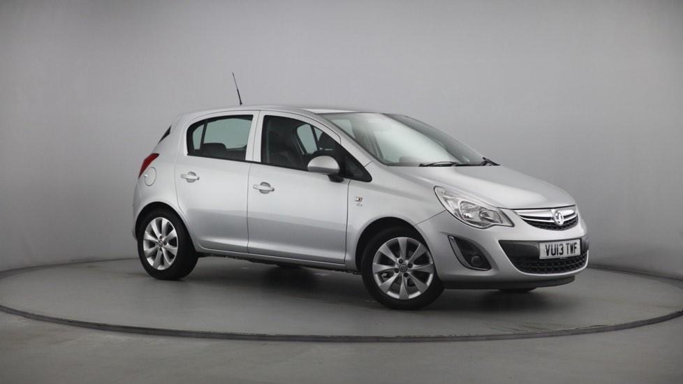 Used Vauxhall CORSA Hatchback 1.3 CDTi ecoFLEX 16v Active 5dr (a/c)