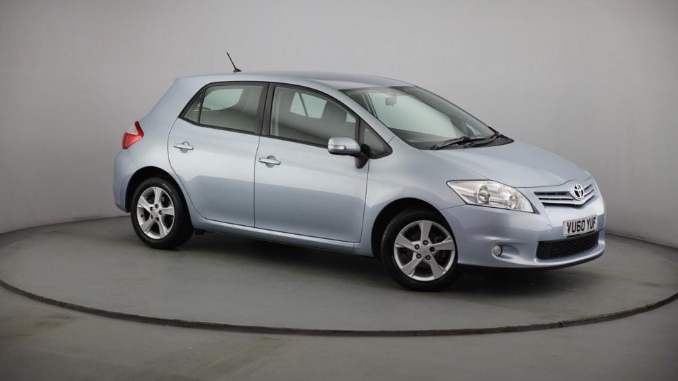 Used Toyota AURIS Hatchback 1.33 VVT-i TR 5dr