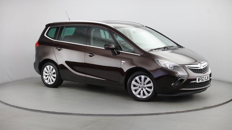 Used Vauxhall ZAFIRA TOURER MPV 2.0 CDTi 16v SE 5dr