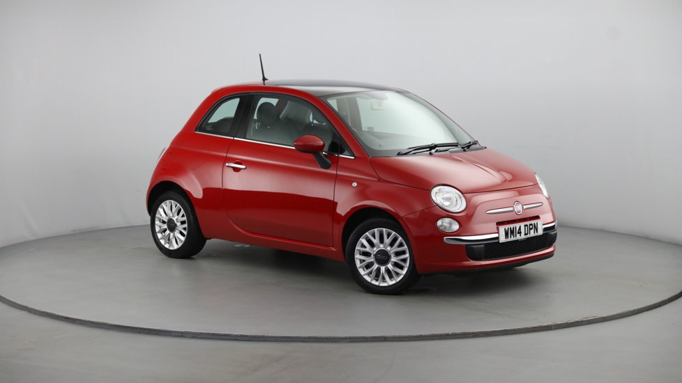 Used Fiat 500 Hatchback 1.2 Lounge 3dr