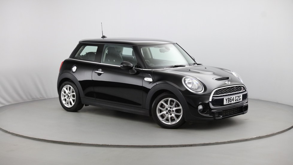 Used Mini HATCH Hatchback 2.0 TD Cooper SD 3dr (start/stop)
