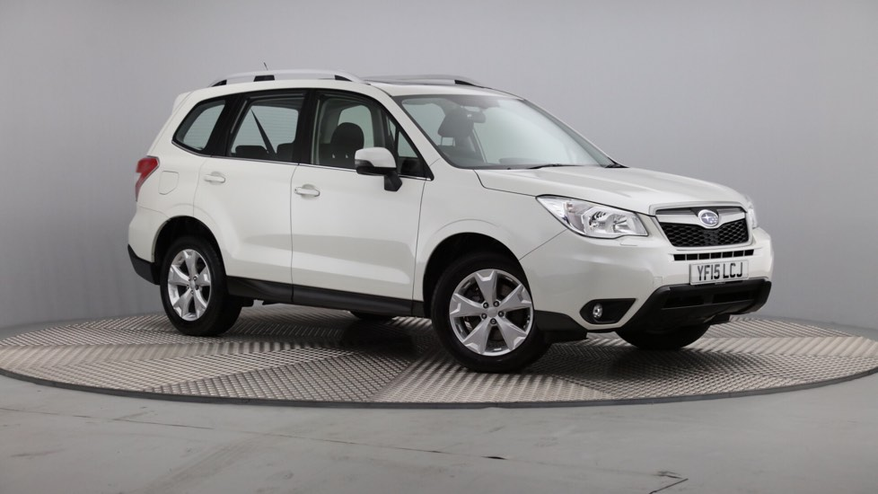 Used Subaru FORESTER SUV 2.0 D XC 5dr