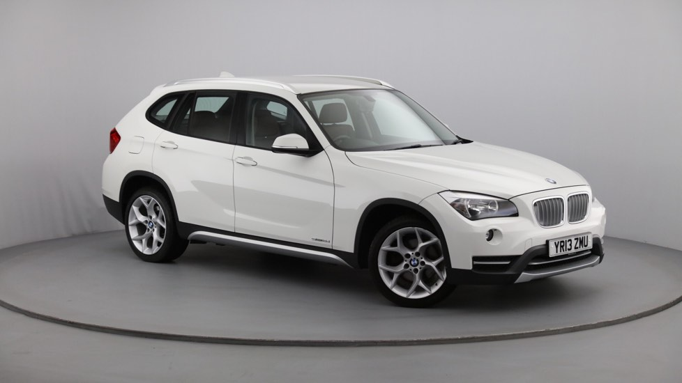 Used BMW X1 SUV 2.0 18d xLine sDrive 5dr