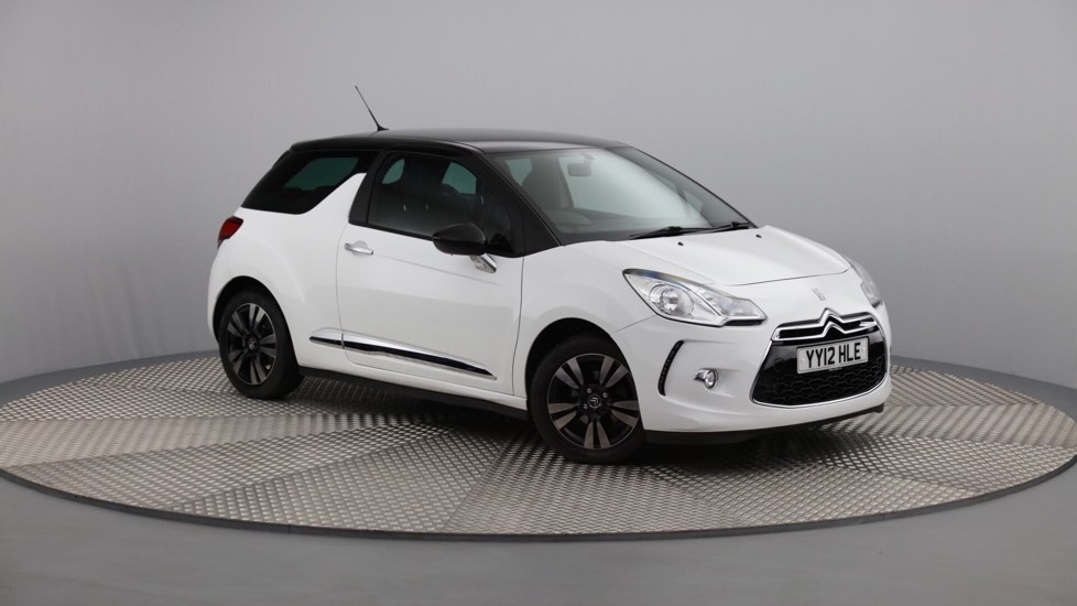 Used Citroen DS3 Hatchback 1.6 VTi DStyle 3dr