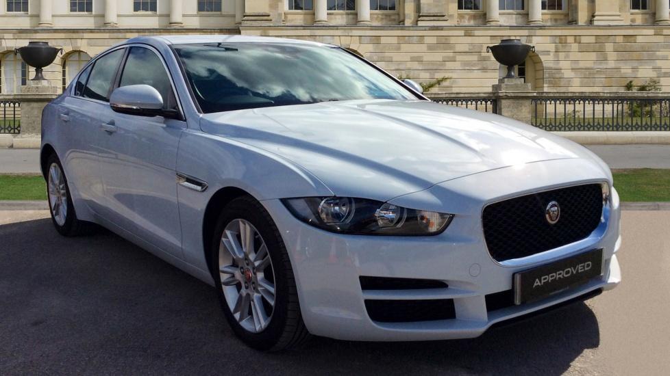Privilege Car Insurance Contact Number >> Used Jaguar XE Prestige d [180] White FL66FTE