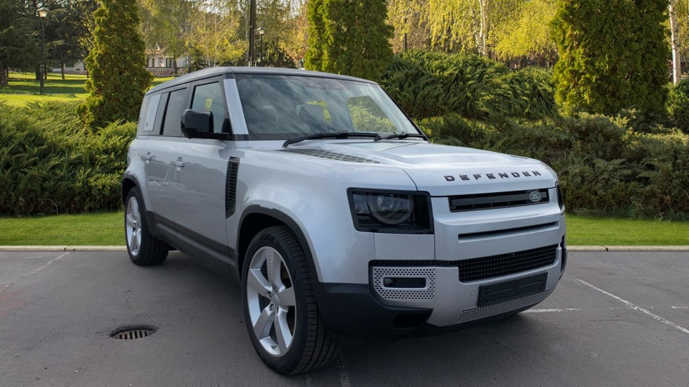 Land Rover Defender 2.0 D240 First Edition 110 SPECIAL EDITIONS Diesel Automatic 5 door Estate
