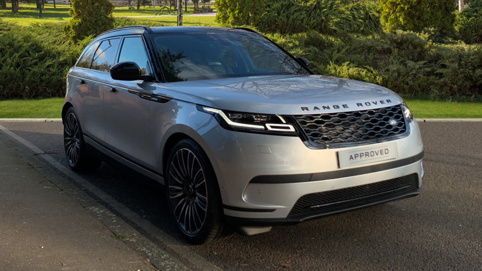 Land Rover Range Rover Velar 2.0 Automatic AWD SE **New Unregistered** Diesel 4 door 4x4 (2019.5)