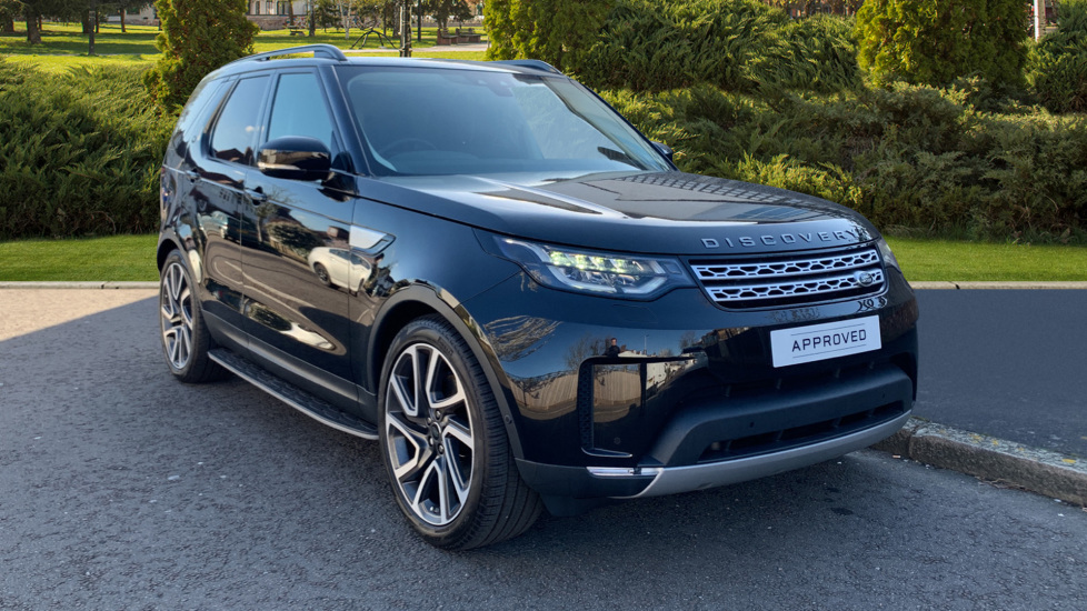 Land Rover Discovery 3.0 SDV6 HSE Diesel Automatic 5 door MPV (20MY)