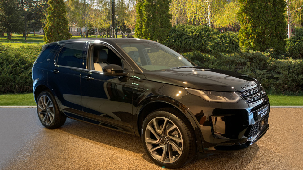Land Rover Discovery Sport 2.0 D180 R-Dynamic HSE Diesel Automatic 5 door 4x4 (20MY)