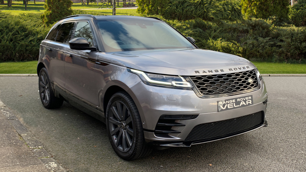 Land Rover Range Rover Velar Velar 2.0 D AWD R-Dynamic SE **New Unregistered** Diesel Automatic 4 door 4x4 (2020)