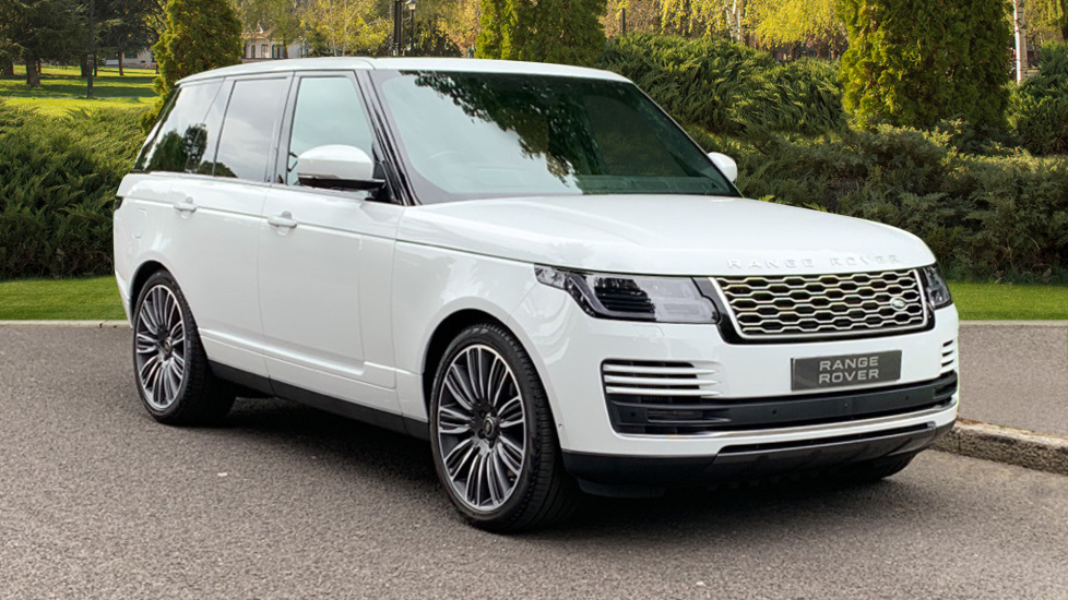 Land Rover Range Rover 4.4 SDV8 Autobiography 4dr - Sliding Panoramic Roof - Privacy Glass - Head Up Display image 1 thumbnail