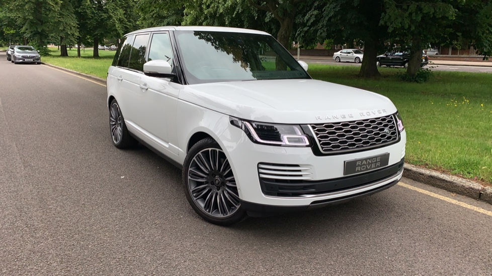 Land Rover Range Rover 4.4 SDV8 Autobiography 4dr - Sliding Panoramic Roof - Privacy Glass - Head Up Display image 32 thumbnail