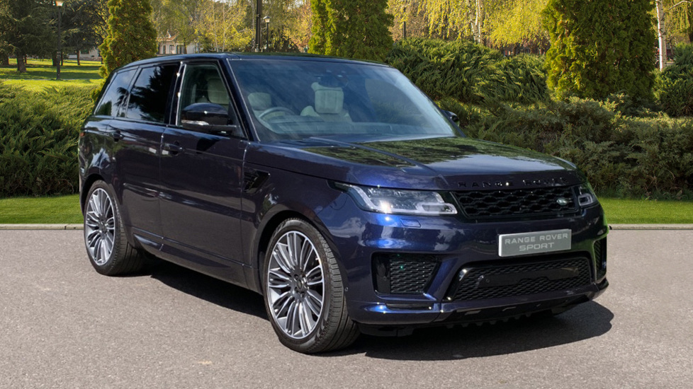 Land Rover Range Rover Sport 3.0 SDV6 Autobiography Dynamic 5dr Auto - 2019 MY - Saving of £ 5,769 Off Normal Price -  Diesel Automatic Estate (2019) image
