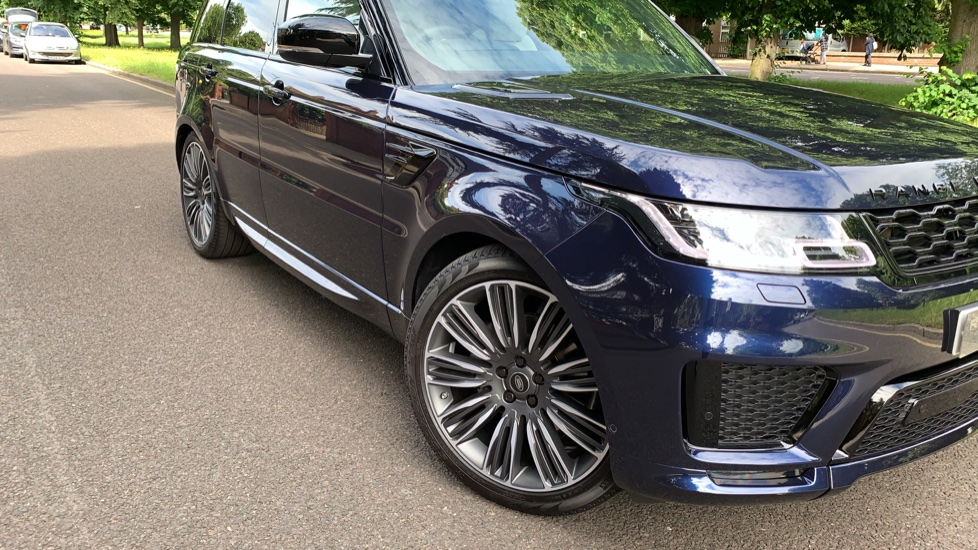Land Rover Range Rover Sport 3.0 SDV6 Autobiography Dynamic 5dr Auto - 2019 MY - Sliding Panoramic Roof - Privacy Glass image 34