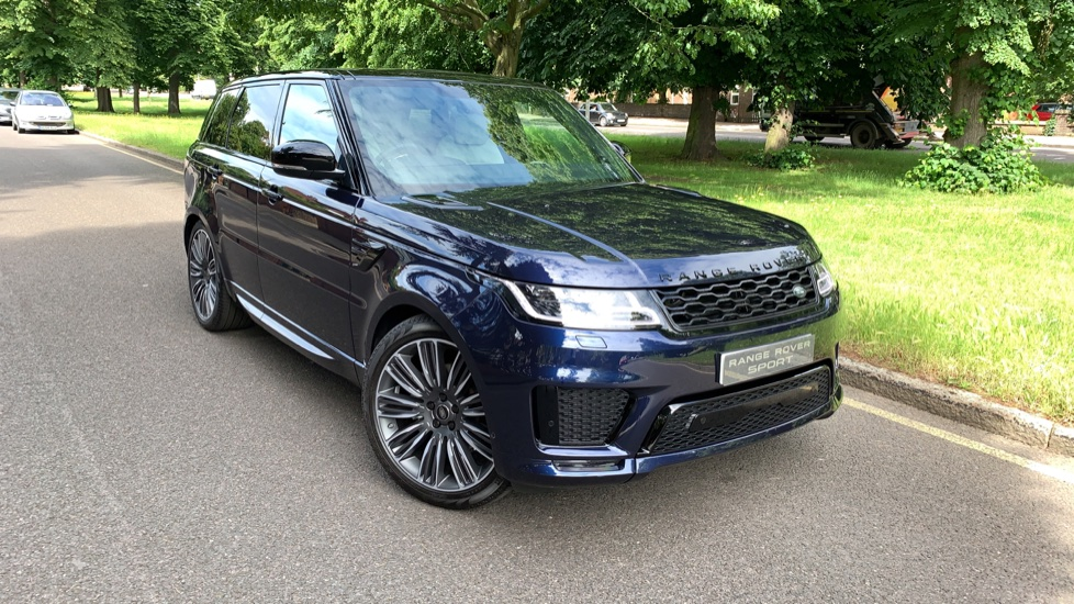 Land Rover Range Rover Sport 3.0 SDV6 Autobiography Dynamic 5dr Auto - 2019 MY - Sliding Panoramic Roof - Privacy Glass image 35
