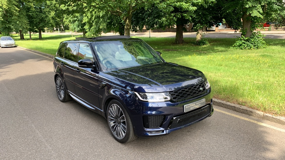 Land Rover Range Rover Sport 3.0 SDV6 Autobiography Dynamic 5dr Auto - 2019 MY - Sliding Panoramic Roof - Privacy Glass image 38