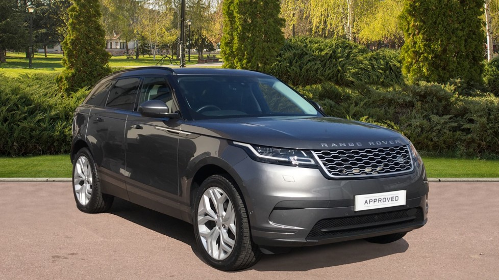 Land Rover Range Rover Velar 2.0 D240 HSE SLIDING PANORAMIC ROOF, INTERACTIVE DRIVER DISPLAY Diesel Automatic 5 door Estate