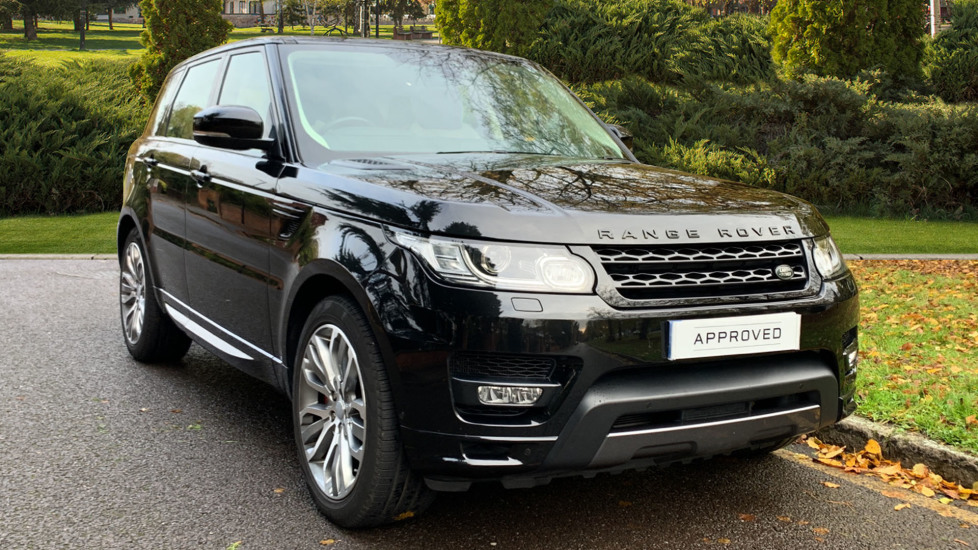 Land Rover Range Rover Sport 3.0 SDV6 [306] Autobiography Dynamic 5dr - Sliding Panoramic Roof - Privacy Glass -  Diesel Automatic Estate (2017) image