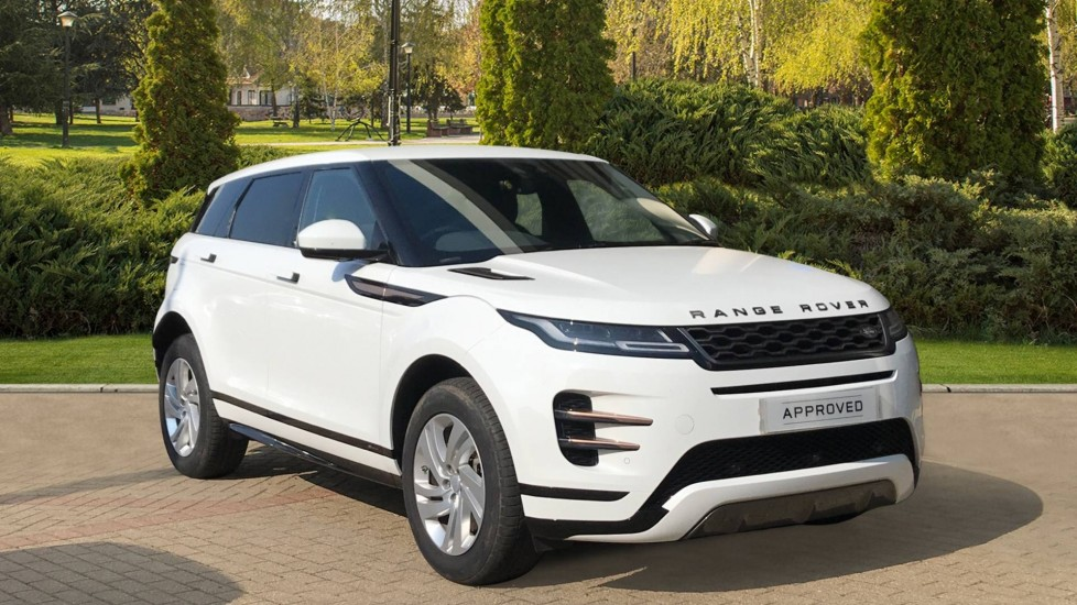 Land Rover Range Rover Evoque 2.0 D180 R-Dynamic S Diesel Automatic 5 door Hatchback