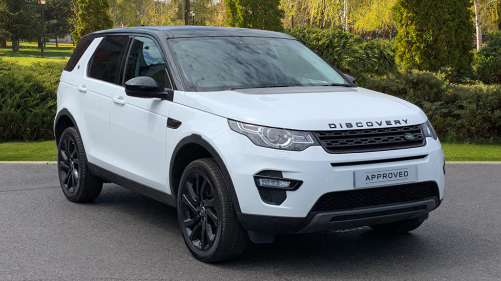 Land Rover Discovery Sport 2.0 TD4 180 HSE Black 5dr - Fixed Panoramic Roof - Black Pack - Privacy Glass - 7 Seats -  Diesel Automatic 4x4 (2018) image