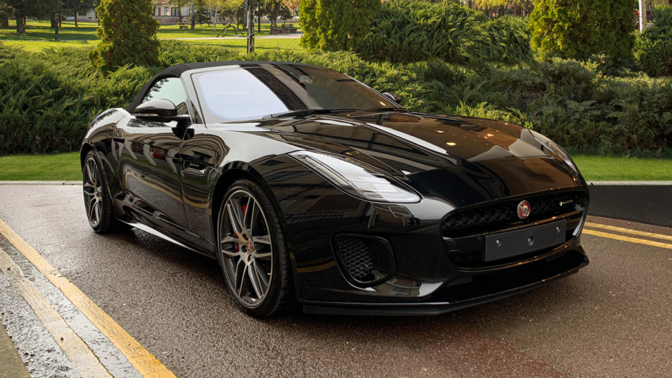 Jaguar F-TYPE 340PS R-Dynamic Convertible **New Unregistered 3.0 Automatic 2 door (2020) image