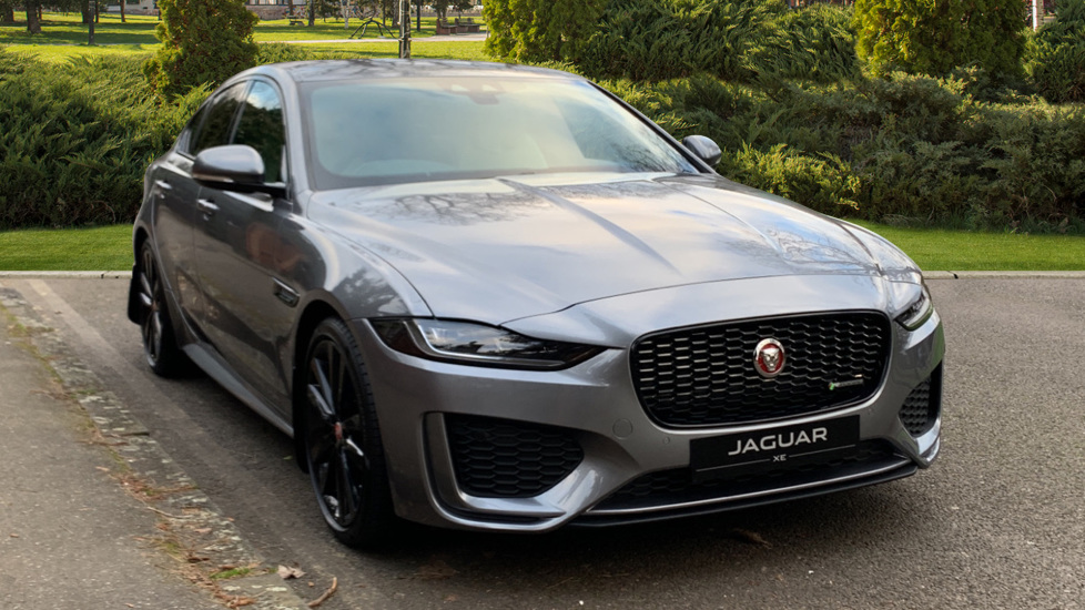 Jaguar XE XE 2.0 D R-SPORT 5dr NEW AND UNREGISTERED  Automatic 4 door Saloon (2020)