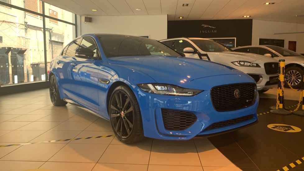Jaguar XE P250 R-Dynamic S Reims Edition 2.0 Automatic 4 door Saloon (20MY)