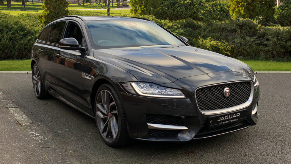 Jaguar XF SPORTBRAKE 2.0 D R-SPORT **New Unregistered** £000s Saving off list price Diesel Automatic 5 door Estate (2019)