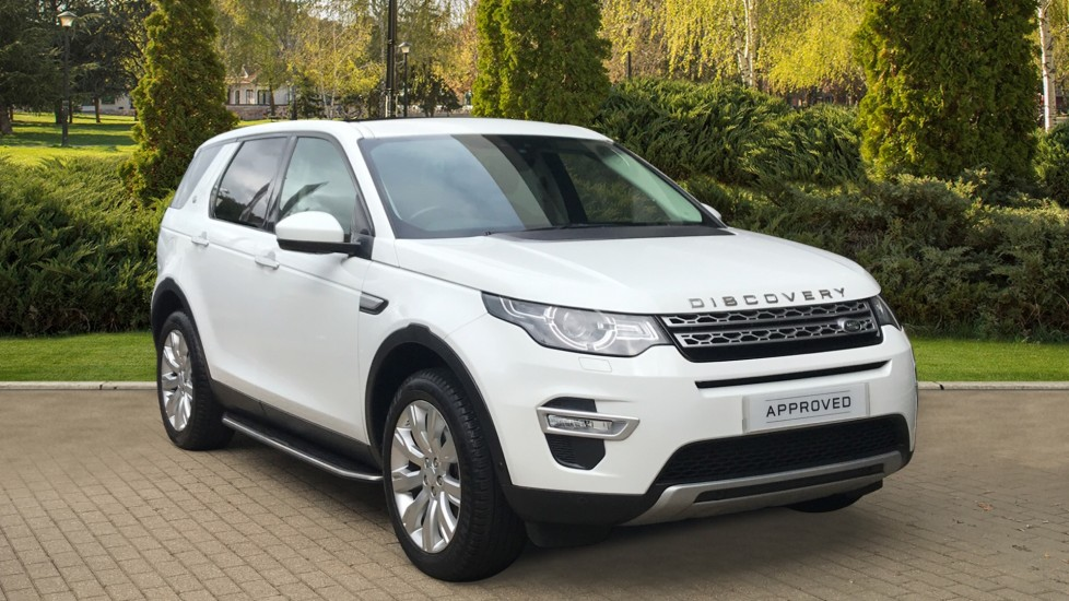 Land Rover Discovery Sport 2.2 SD4 HSE Luxury with Panoramic Sunroof and Reverse Camera Diesel Automatic 5 door 4x4
