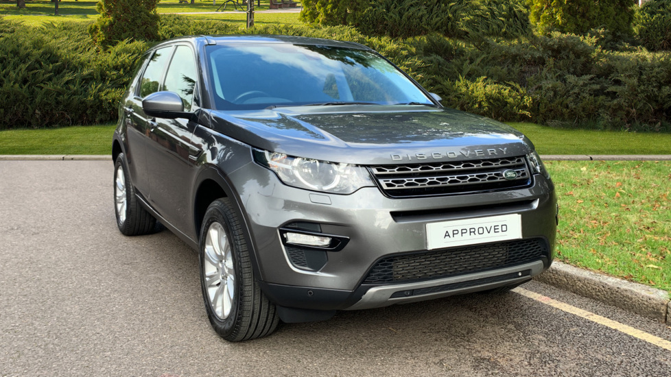 Land Rover Discovery Sport 2.2 SD4 SE Tech 5dr - Sat Nav - 7 Seats - ***Manager's Offer*** Diesel 4x4 (2015) image