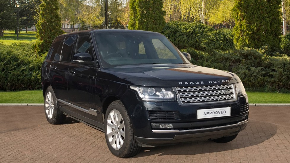 Land Rover Range Rover 4.4 SDV8 Vogue 4dr deployable steps, panoramic roof Diesel Automatic 5 door Estate