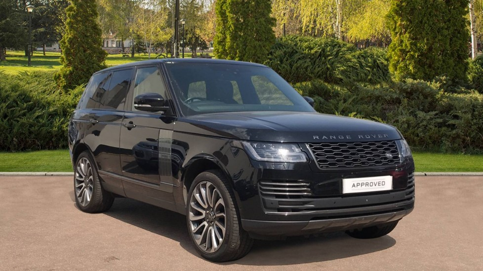 Land Rover Range Rover 4.4 SDV8 Autobiography 4dr Diesel Automatic Estate (2018) image