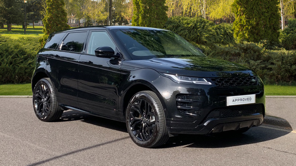 Land Rover Range Rover Evoque 2.0 D180 R-Dynamic HSE 5dr - Fixed Panoramic Roof - Privacy Glass Diesel Automatic Hatchback (2019)