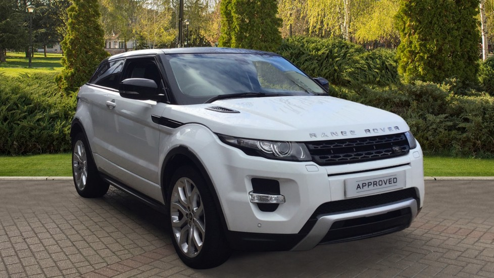 Land Rover Range Rover Evoque 2.0 TD4 HSE Dynamic 3dr Diesel Automatic 2 door Coupe (2014)