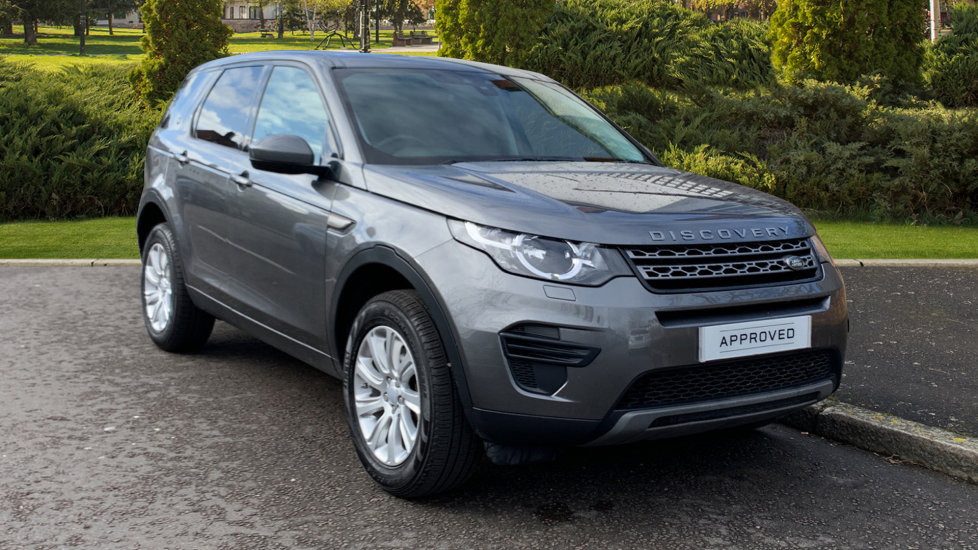 Land Rover Discovery Sport 2.0 TD4 180 SE 5dr Diesel 4x4 (16MY)