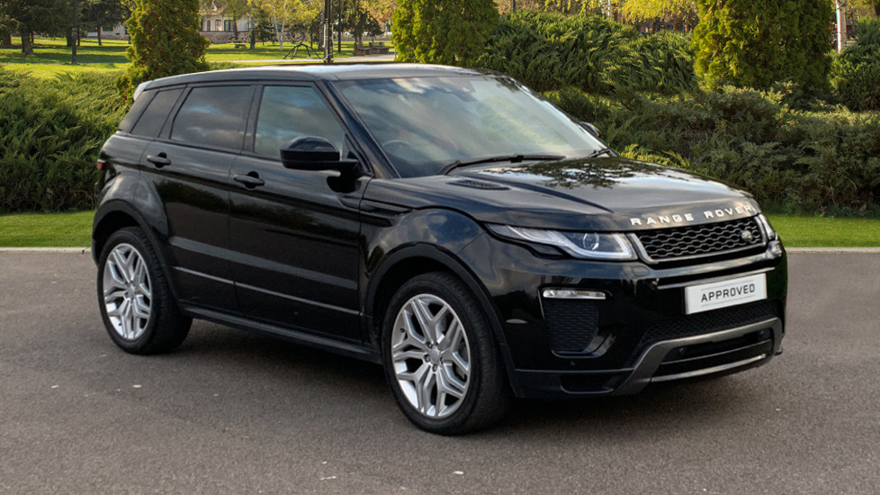 Land Rover Range Rover Evoque 2.0 TD4 HSE Dynamic 5dr - Fixed Panoramic Roof - Privacy Glass -  Diesel Automatic Hatchback (2016) image
