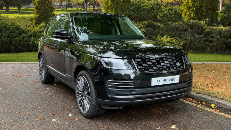 Land Rover Range Rover 5.0 V8 S/C Autobiography 4dr - Sliding Panoramic Roof - Privacy Glass Automatic Estate (2018) image