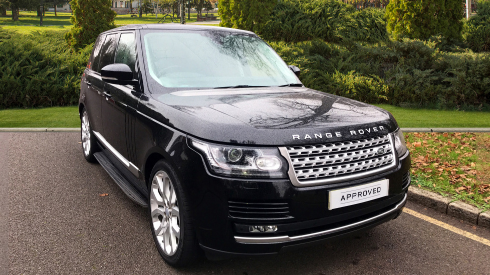 Land Rover Range Rover 4.4 SDV8 Vogue 4dr - Fixed Panoramic Roof - Privacy Glass - Digital TV -  Diesel Automatic 5 door Estate (2015) image