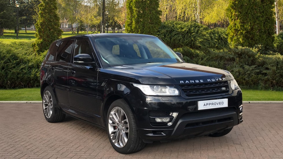 Land Rover Range Rover Sport 4.4 SDV8 Autobiography Dynamic 5dr + Sliding Panoramic Roof - Privacy Glass -  Diesel Automatic 4 door Estate
