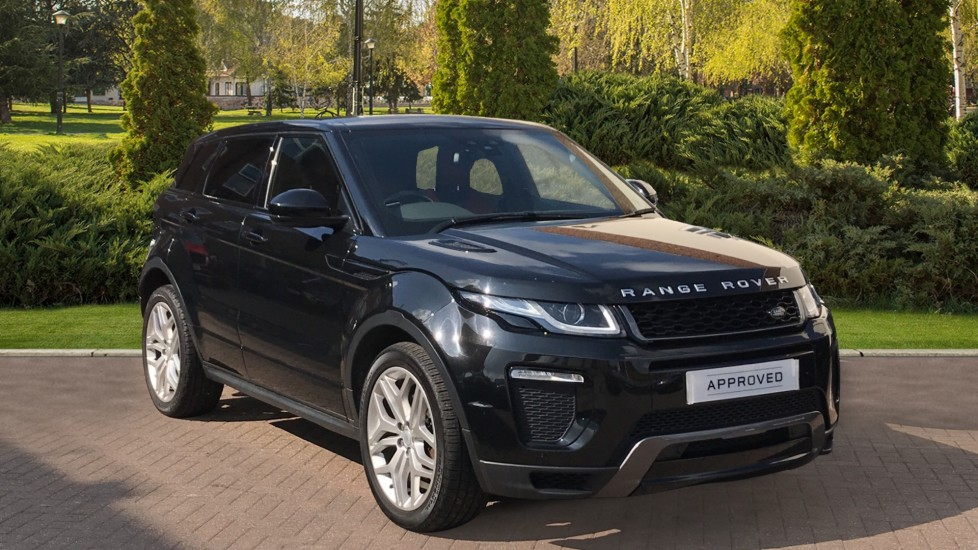 Land Rover Range Rover Evoque 2.0 TD4 HSE Dynamic ULEZ COMPLIANT. PANORAMIC ROOF, REAR CAMERA Diesel Automatic 5 door Hatchback